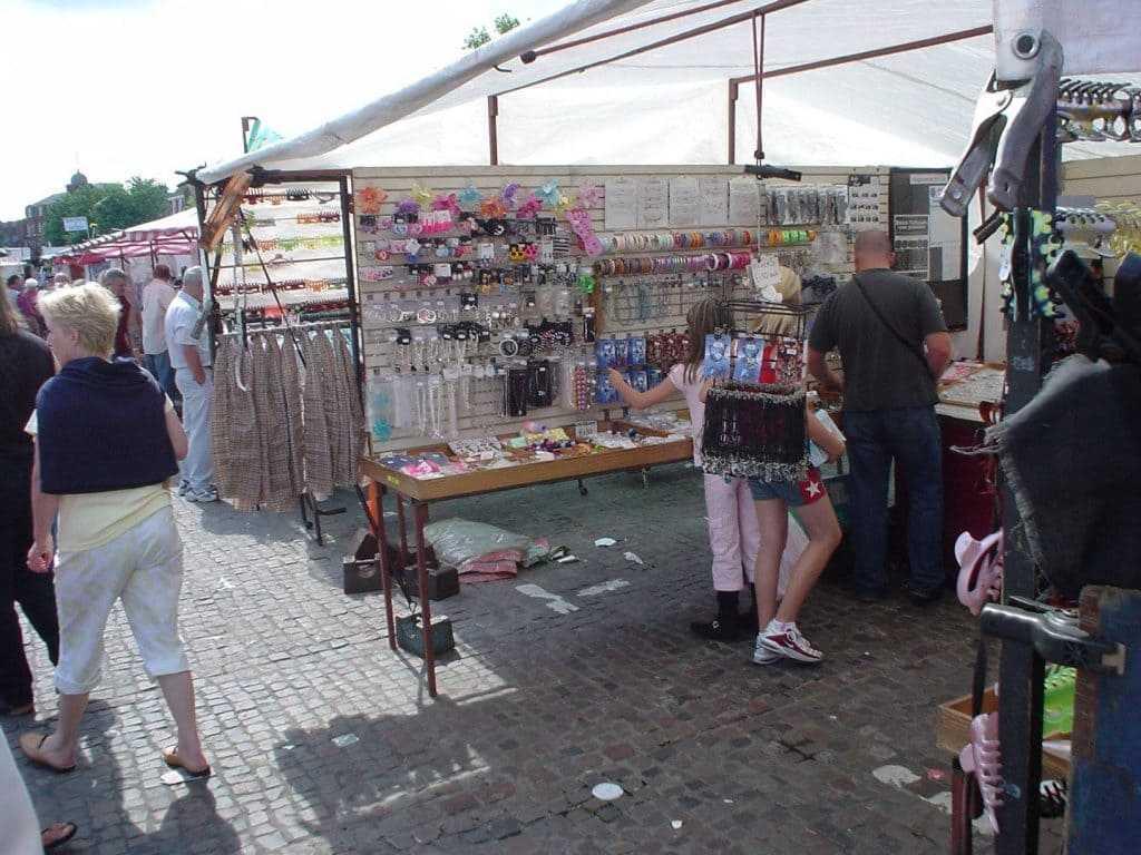 Ringmania at Great Yarmouth Market 2005